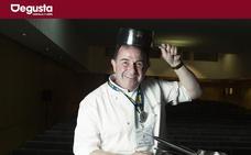 «Soy un tío 'supernormal' y como cocinero, un chiflado»