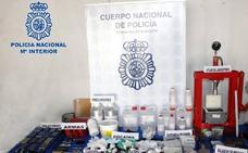 Cae una banda de narcotraficantes que operaba en Albacete y Valencia