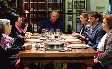 Niña Pastori, Alaska y Fernando Tejero visitan 'Mi casa es la tuya', en Año Nuevo