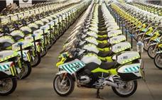 Esto es lo que cuestan las impresionantes nuevas motos de la Guardia Civil de Tráfico