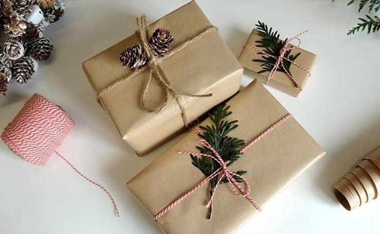 Cómo hacer más atractivos tus regalos de Navidad