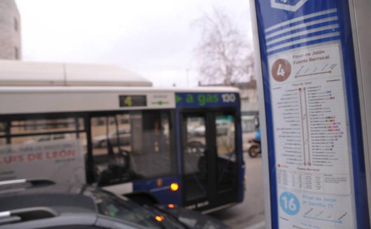 Entra en vigor la reordenación de las líneas de autobús en Valladolid