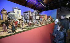 El belén del Centro Cultural ha recibido 10.700 visitas