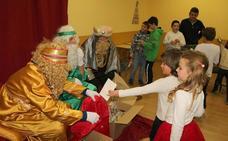Los pajes reales recorren Palencia
