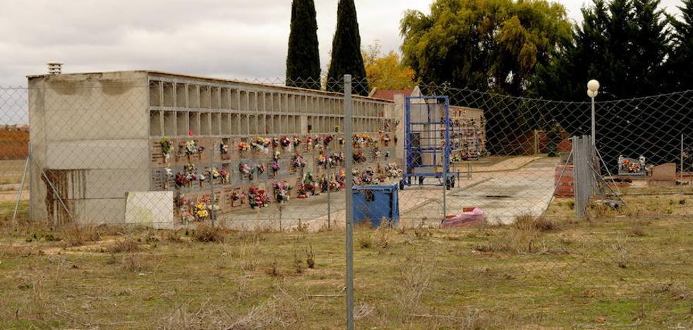 Medina del Campo ampliará el cementerio de Los Llanos