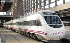 Renfe aumenta las plazas de tren entre Valladolid y Segovia hasta el domingo