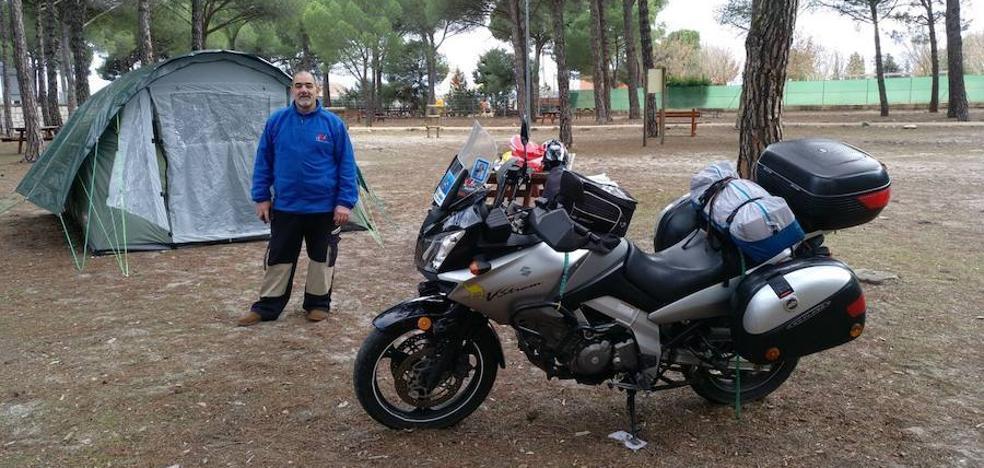 El primer motauro está en Tordesillas