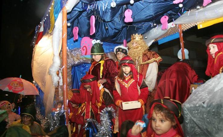 Cabalgatas en los pueblos de Segovia