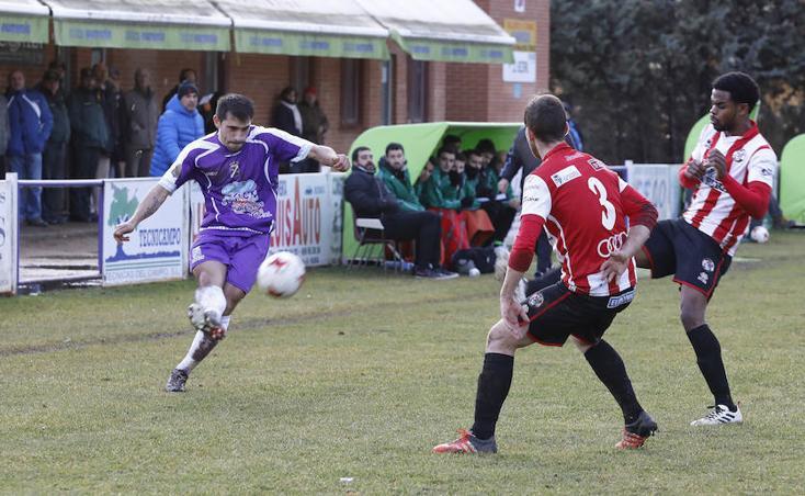 Becerril 0-1 Zamora