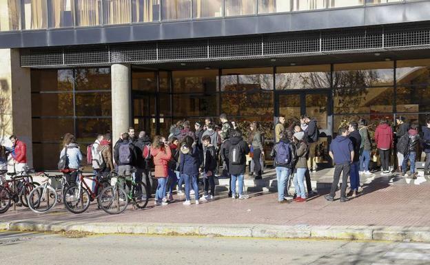 Salamanca figura en el puesto 16 por el número de estudiantes en ...