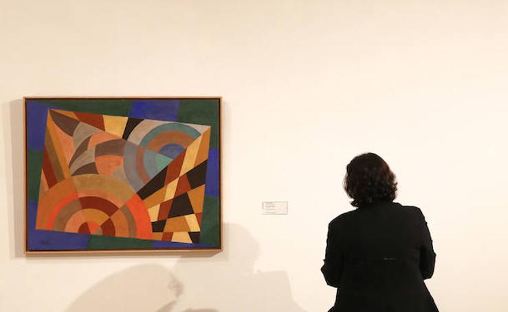 Exposición 'El Cubismo y sus dereivaciones'