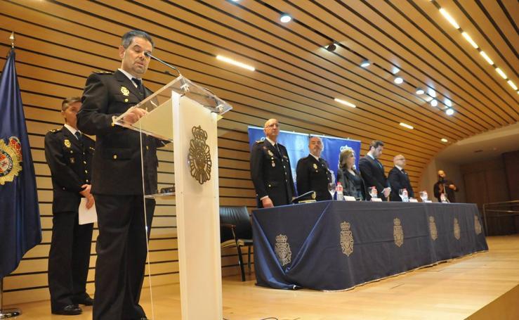 Valladolid celebra el 194 aniversario de la Policía Nacional