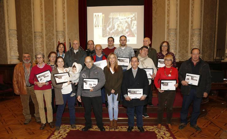 La Diputación entrega los premios de los Belenes 2017