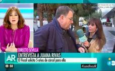 Susanna Griso le 'quita' una entrevista a Ana Rosa Quintana