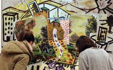 Los coloristas ochenta de la pintura española