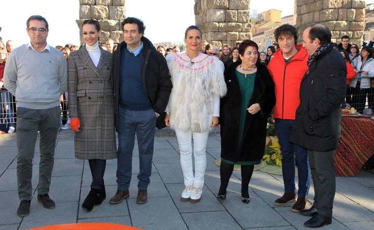 Los fogones de 'MasterChef' se trasladan a Segovia