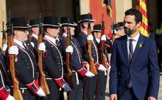 Roger Torrent sigue sin asegurar la investidura de Puigdemont