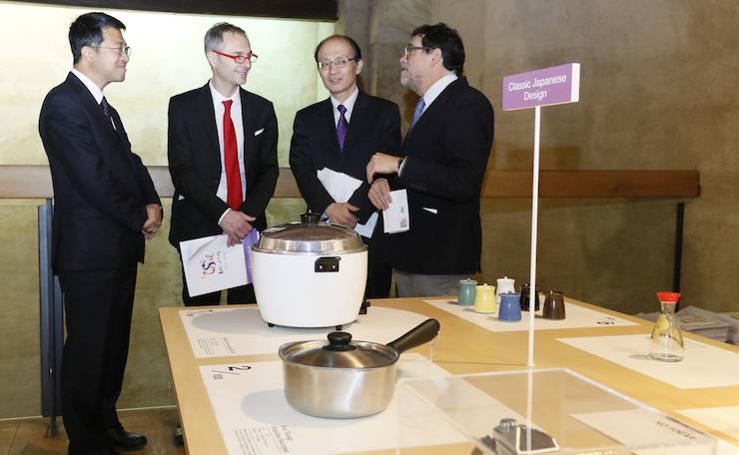 Japón muestra su singular diseño industrial en la USAL