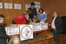 La Plataforma de Sanidad Pública organiza autobuses desde Palencia para apoyar 'la marea blanca'