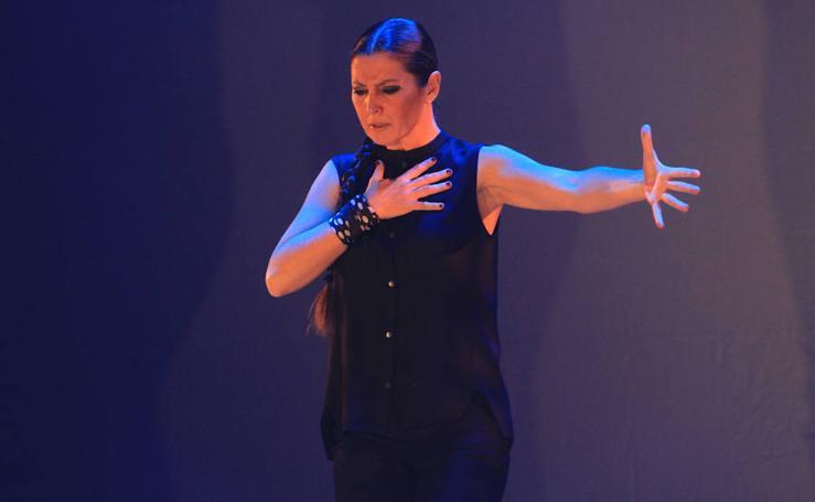 Sara Baras, en el Juan Bravo