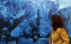 Relaciones humanas en tinta azul