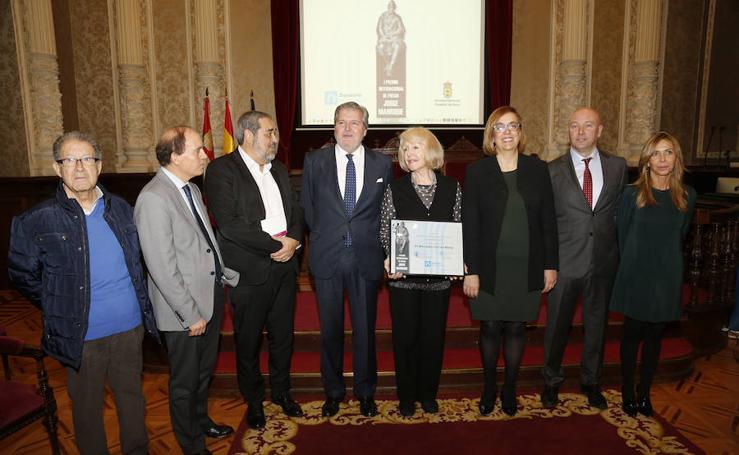Premio de poesía Jorge Manrique