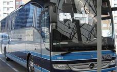 Alsa estudia implantar en León un sistema que impide que el autobús arranque si el conductor da positivo por alcohol