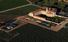 Abadía Retuerta Le Domaine en Sardón de Duero, mejor hotel de España según Tripadvisor