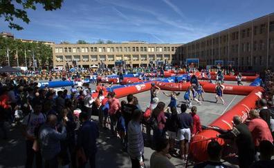 Salamanca, entre las sedes a nivel nacional de la II edición de la SuperLiga FEB-DIA
