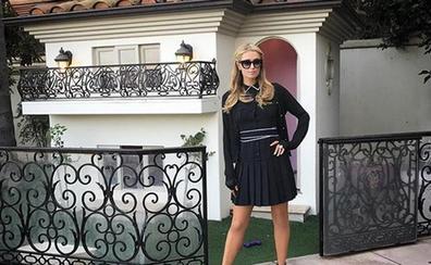 Paris Hilton ofrece 10.000 dólares por encontrar un perro