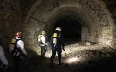 Un paseo ¿turístico? por las entrañas de las bóvedas del Esgueva
