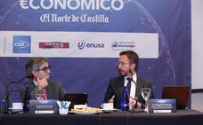 Conde-Ruiz aboga por una «rápida» reforma de las pensiones «que será menos traumática»