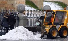 Activada la fase de preemergencia por la nieve y el hielo