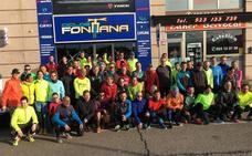 La internacional Gema Martín dirige el segundo entrenamiento de la Media Maratón de Salamanca