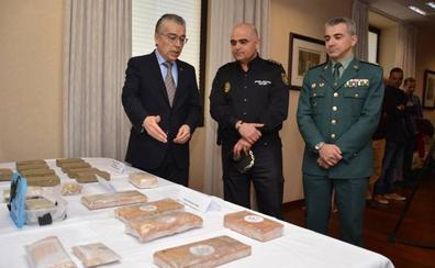 Diez detenidos en la mayor operación contra la heroína de la década en Castilla y León