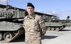 Defensa asciende a general de Brigada al exjefe del Regimiento Farnesio