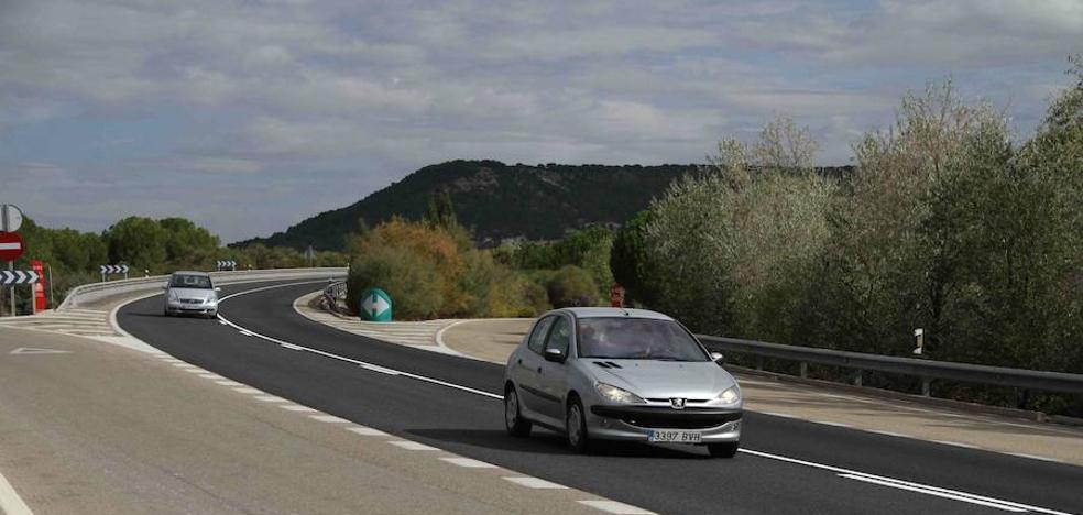 Fomento atribuye los accidentes en la N-122 a su paso por Valladolid a que no se respeta la señalización