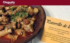 Los once platos que disfrutaba Cervantes