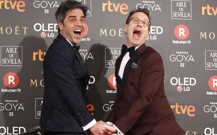 La alfombra roja de los Premios Goya, en imágenes