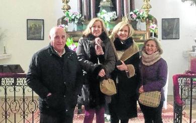 Guiomar regresa a Palencia