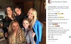 Una reunión de las Spice Girls abre la puerta a la vuelta del grupo