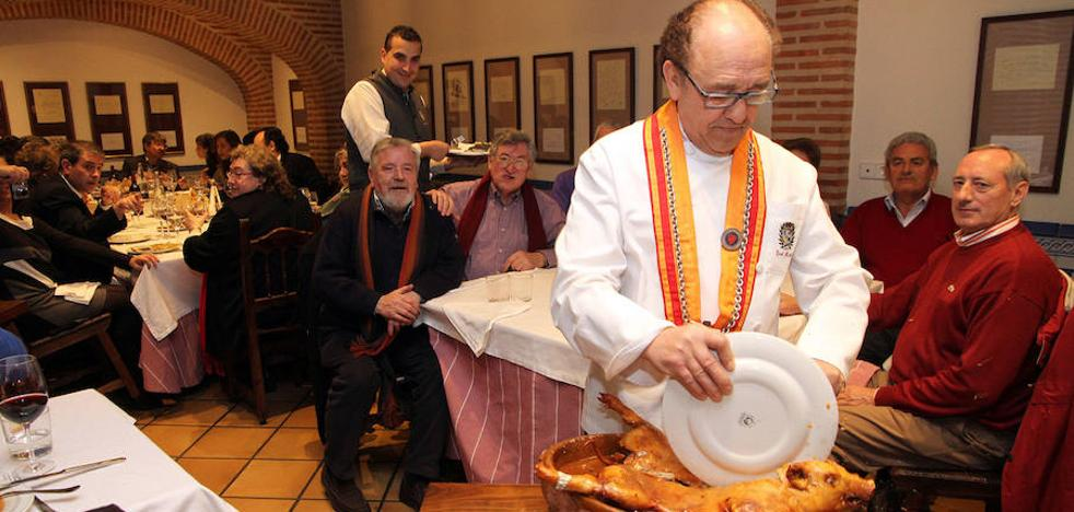 El cochinillo de Segovia se promociona en los 5 días del Dorado