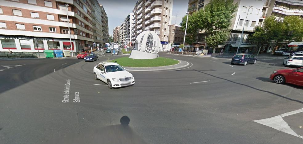 Detenido en Salamanca por conducir a «gran velocidad», sin respetar semáforos, bebido y sin pasar la ITV
