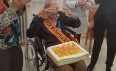 Un nuevo centenario en Palencia, Ciriaco Inclán Crespo