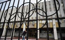 Deportistas rusos «extremadamente decepcionados» con el COI apuran su última oportunidad