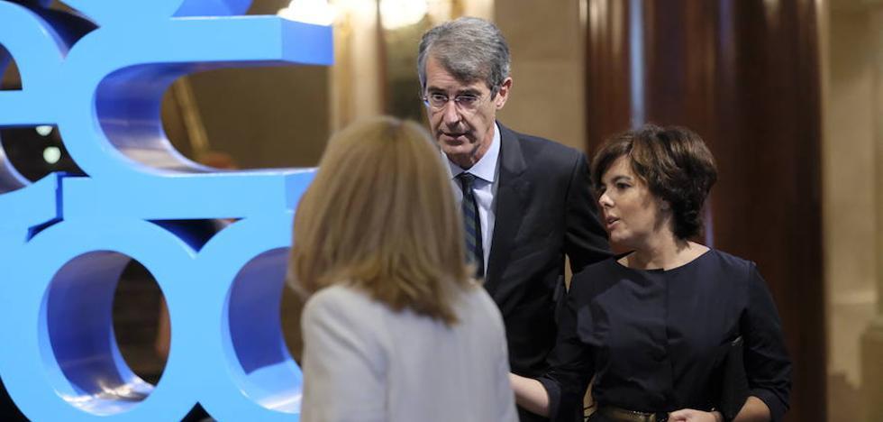Fernando Bécker deja Iberdrola el día que el Gobierno lanza la candidatura de Luis de Guindos para el BCE