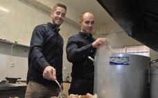 Éxito del Cocido Solidario del Recoletas Atlético