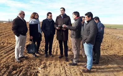 La Junta invierte más de 90.000 euros en la restauración de las escombreras de Fuentesaúco