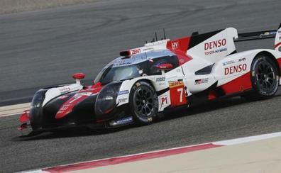Alonso, el 'starman' de Toyota para Le Mans
