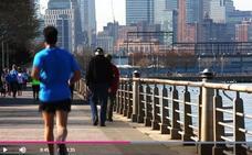 La locura por el 'running' afecta a la Lengua (española)